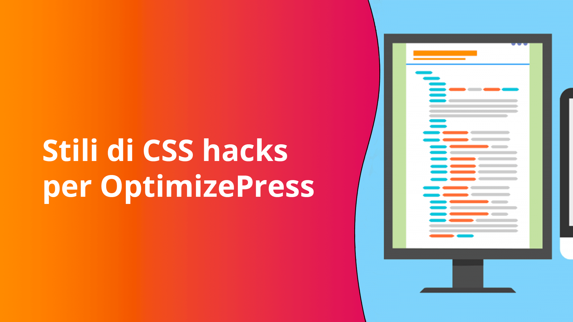 Stili di CSS hacks per OptimizePress